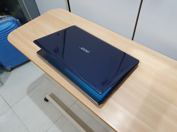 Used Acer core i5 laptop with SSD in Dubai, UAE