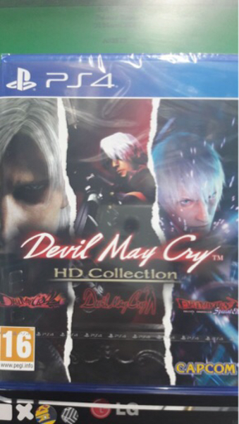 Used PS4 Devil May Cry HD Collection in Dubai, UAE