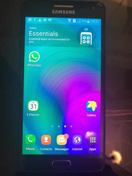 Used Samsung Galaxy A5 Dual sim. in Dubai, UAE