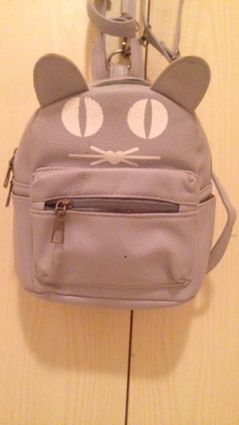 Cat bag purr-fect for any outfit