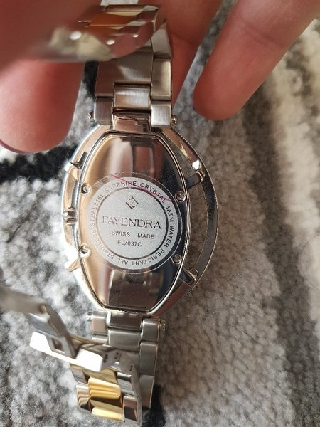 Used Fayendra watch in Dubai, UAE