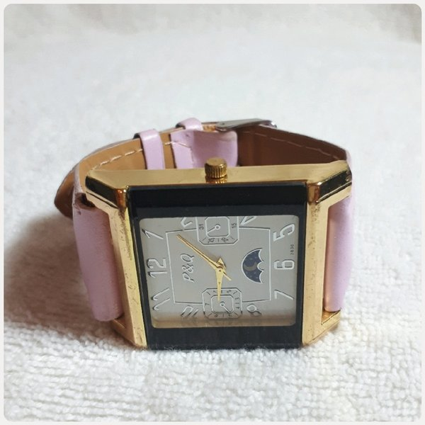 Used Fabulous pink P&Q watch for Women's in Dubai, UAE