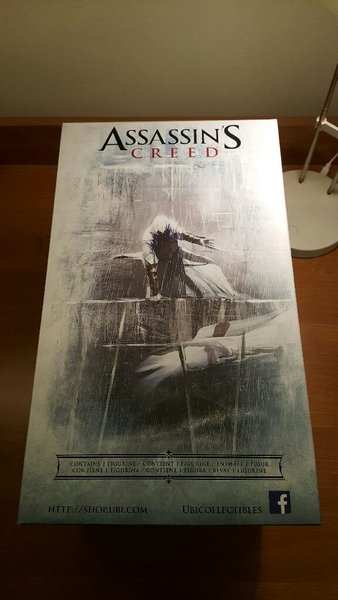 Used Assassins Creed Altair Statue Figure in Dubai, UAE