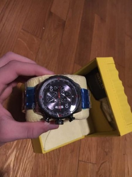 Used Authentic invicta aviator watch in Dubai, UAE
