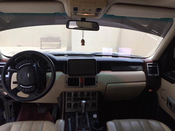 Used Rang Rover In Avery Good Condition  in Dubai, UAE
