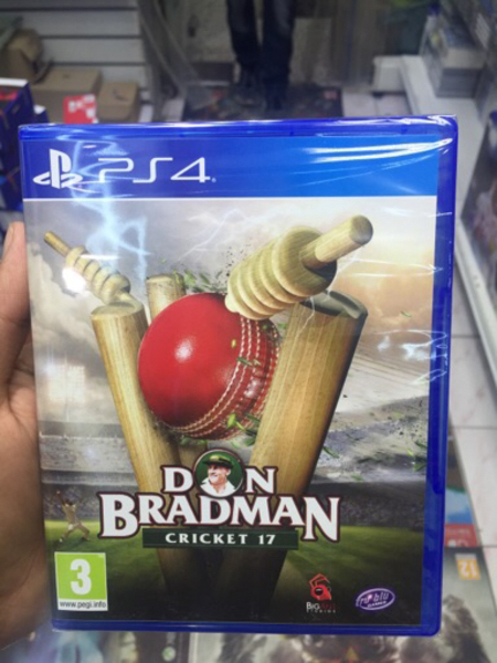 Used Don bradman cricket  in Dubai, UAE