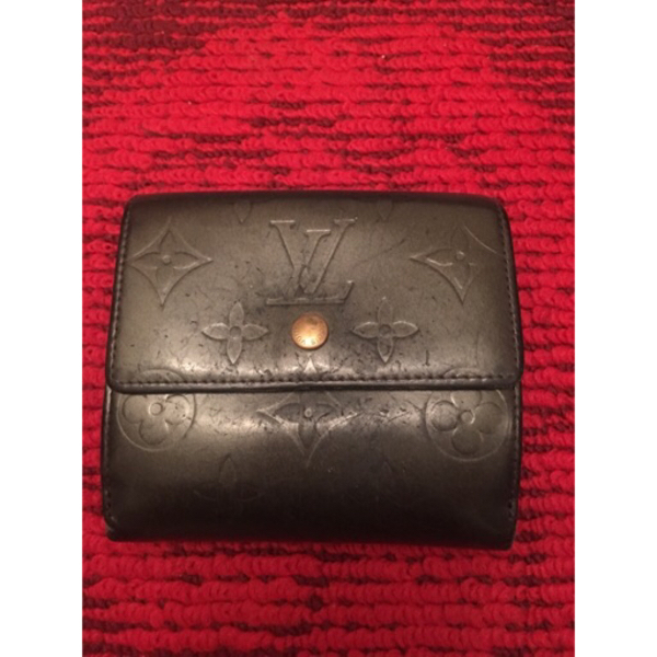 Used Authentic LV Vernis Wallet in Dubai, UAE