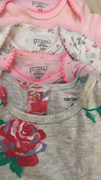 Used Carters 0 to 3 months  in Dubai, UAE