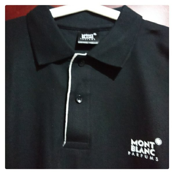 Used Mont Blanc Parfums Complimentary Shirt in Dubai, UAE