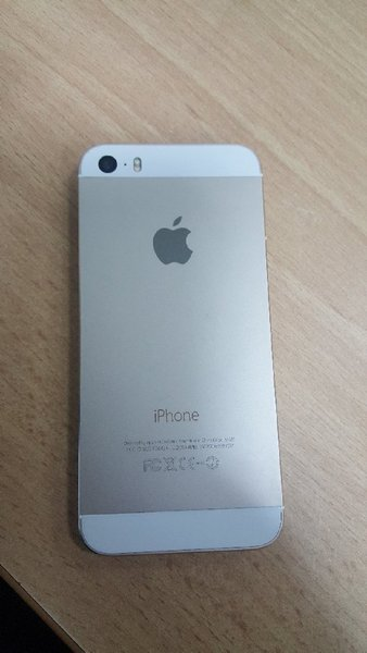 Used Iphone 5s 64gb damage only use for parts in Dubai, UAE