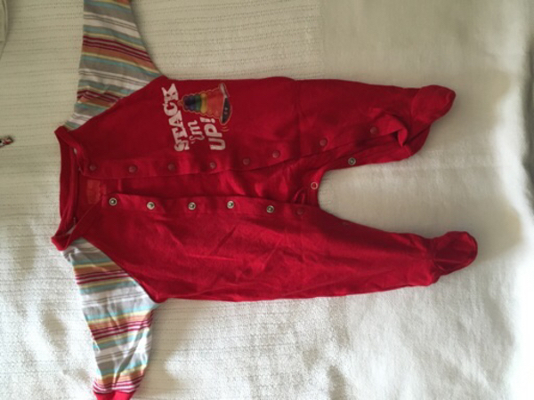 Used baby boy 6 dress (0 to 6 month ) in Dubai, UAE
