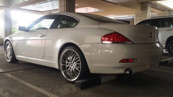 BMW E645i FULL OPTION VERY WELL MAINTAINED! SEE TO APPRECIATE