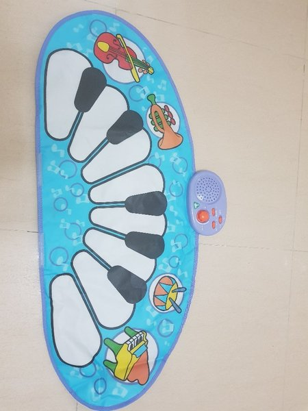 Used ELC tummy time musical toy 0 to 6 months in Dubai, UAE