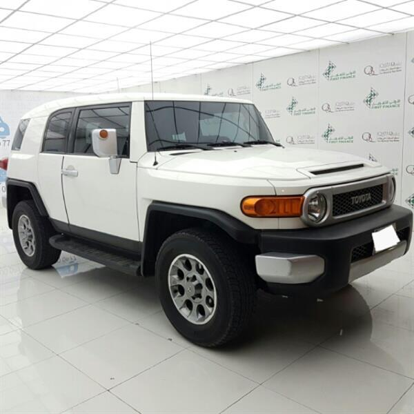 Used Fj Cruiser For  in Dubai, UAE