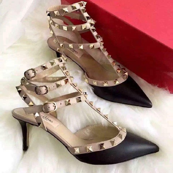 Used Valentino stud shoes in Dubai, UAE