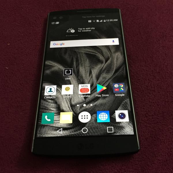 Used LG V10. 64GB best offer like new no any scratches  in Dubai, UAE