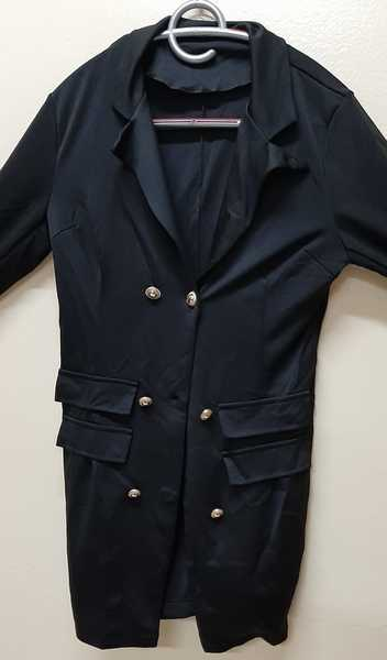 Used Business suit for women size Large in Dubai, UAE