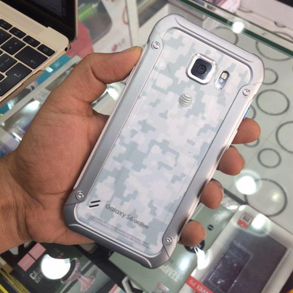 Samsung Galaxy S6 Active (water Proof Edition)