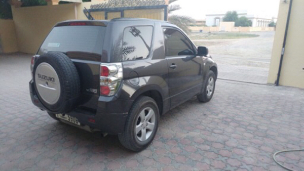 Used Suzuki Grand Vitara  in Dubai, UAE