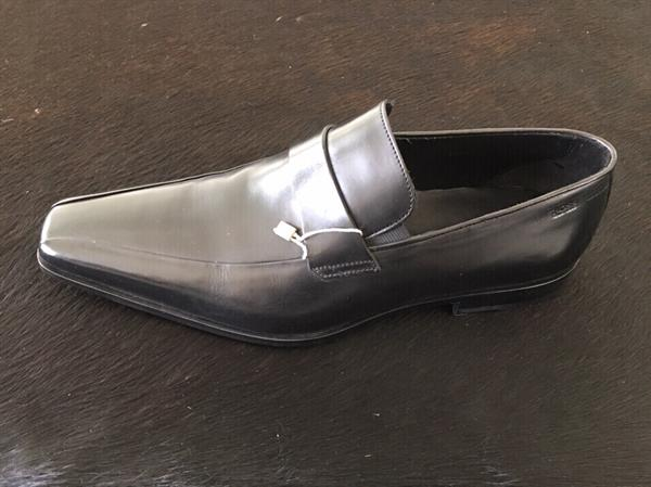 Used Hugo Boss Moccasins size 44.5 in Dubai, UAE