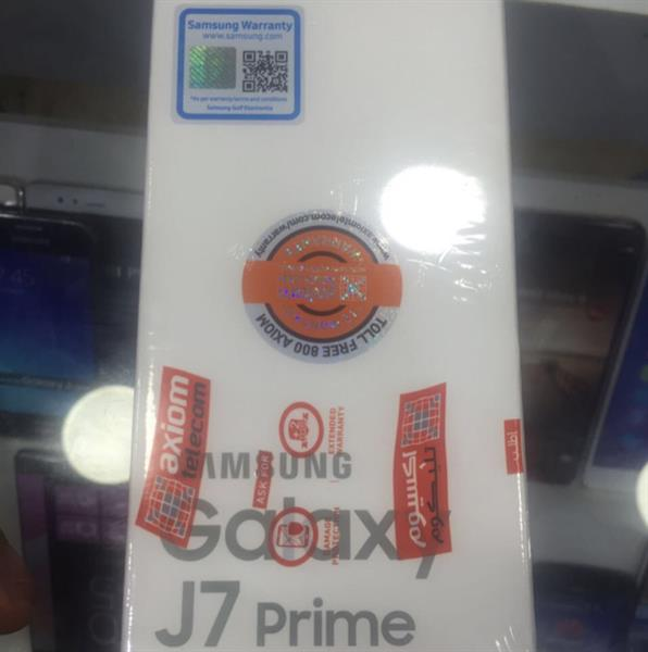 Used Samsung Prime J7 Original With Warranty Notice:if Seal Pack Opened After Delivery No Return in Dubai, UAE