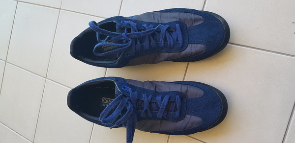 Used Ralph Lauren shoes size 46 in Dubai, UAE