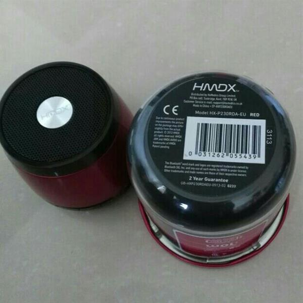 Used Reduced. Brand New HMDX Jam Classic Bluetooth Speaker. Check Online For Specs And Actual Price. in Dubai, UAE