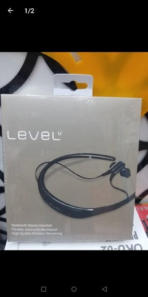 Used NEW LEVEL U BLUETOOTH in Dubai, UAE