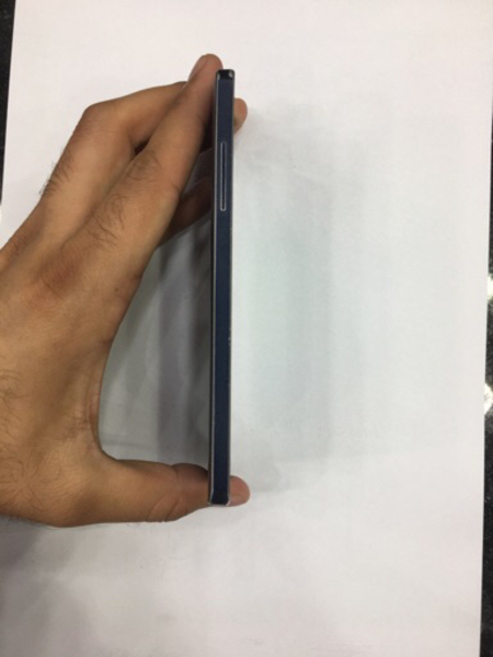 Used Samsung A-5 with headphone and charger  in Dubai, UAE