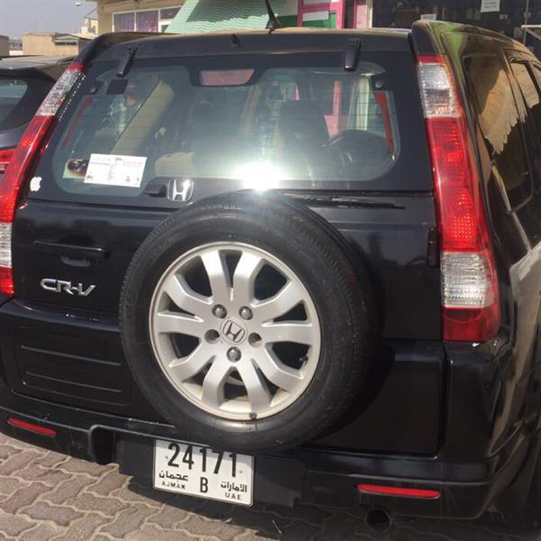 Used Honda CRV 2005 Model Black in Dubai, UAE