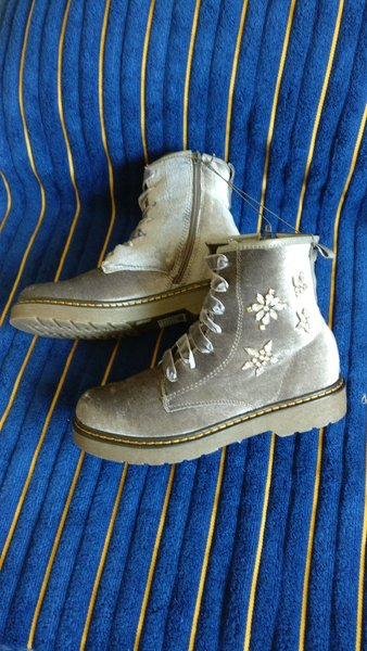 Used Brand New party boots size eu36 in Dubai, UAE