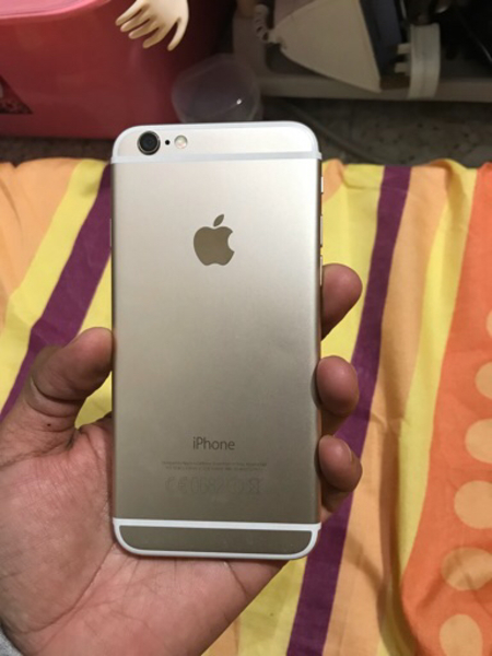 Used iPhone 6,128GB ,NO service and searching in Dubai, UAE