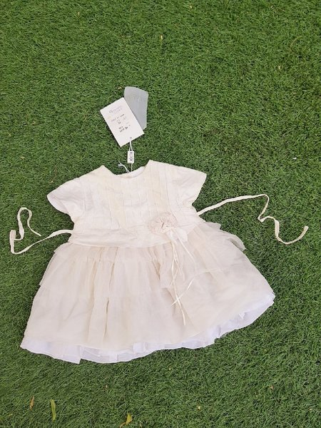 Used Brand new Babygirl dress 0 to 3 months in Dubai, UAE