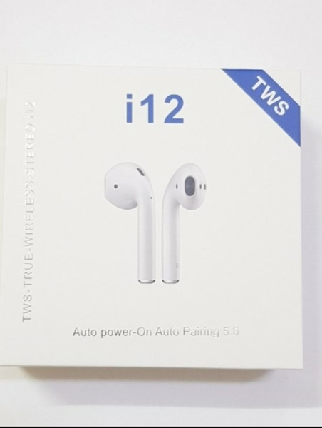 Used Bluetooth i12 new *^ in Dubai, UAE