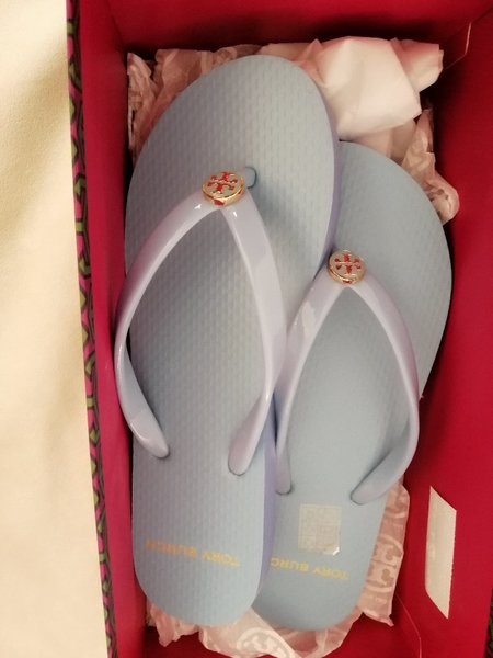 Used TORY BURCH FLIP FLOPS in Dubai, UAE