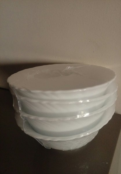 Used Four new bowls in Dubai, UAE