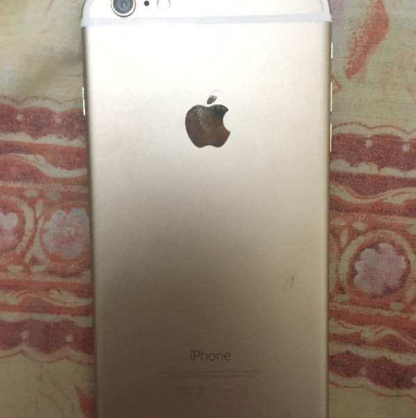 Used iPhone 6 Plus 128 Gold Color  in Dubai, UAE