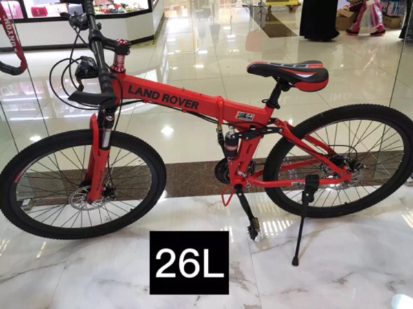 "Used New 26"" Landrover Folding bike  in Dubai, UAE"