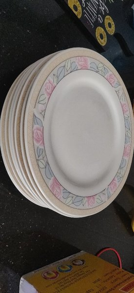 Used Ceramic plates in Dubai, UAE