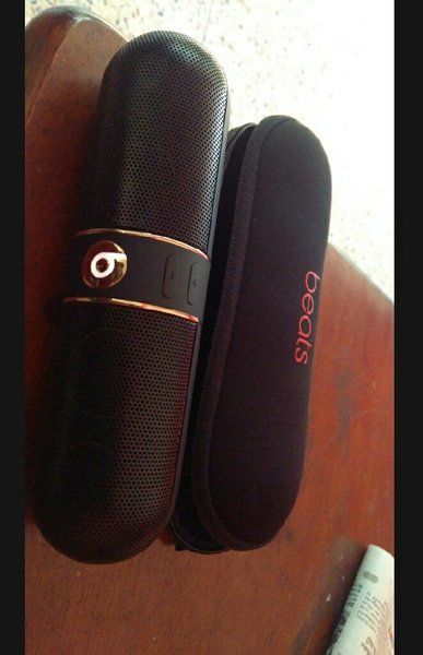 Used Beats Pill Rose Gold Limited Edition in Dubai, UAE