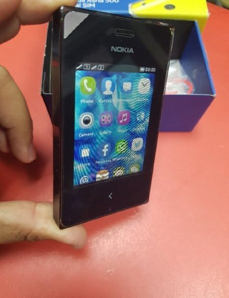 Used Nokia Asha 500 Dual Sim in Dubai, UAE