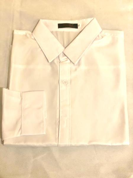 Used Mens White Shirt - New in Dubai, UAE