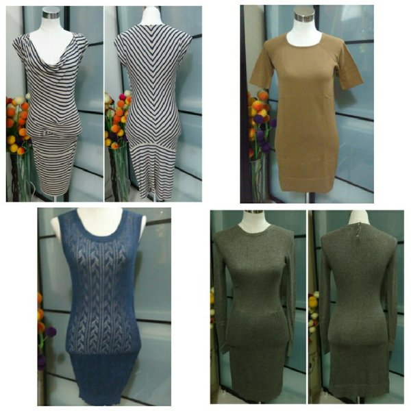 Used Set of 4 Mango Dresses ❤ Size S in Dubai, UAE