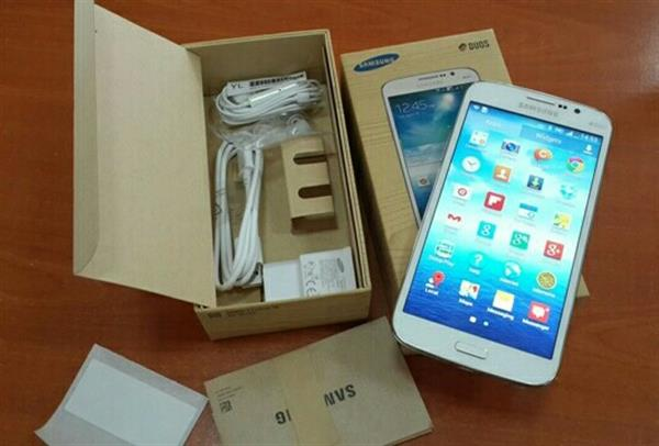 Used SAMSUNG GALAXY MEGA White 3G in Dubai, UAE