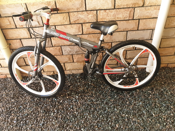 Used LAND ROVER FOLDABLE CYCLE  26 INCH in Dubai, UAE