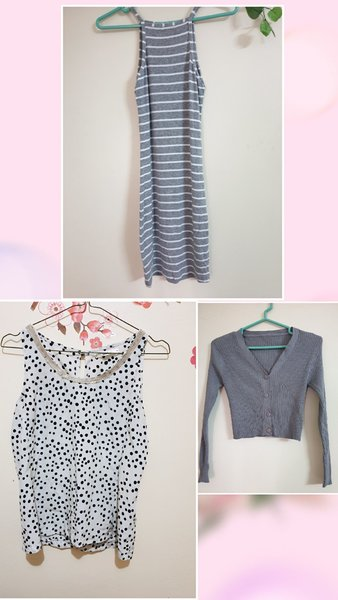 Used Mix bundle clothes in Dubai, UAE