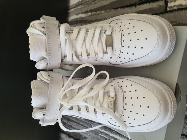 Used Nike air force 1 shoes in Dubai, UAE