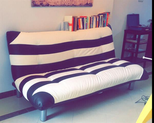 Used Sofa Bed + Coffee Table in Dubai, UAE
