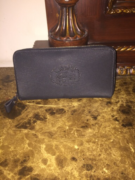 Used Lacoste Wallet preloved Authentic  in Dubai, UAE
