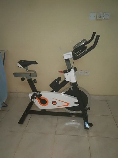 Used Spinning bike in Dubai, UAE